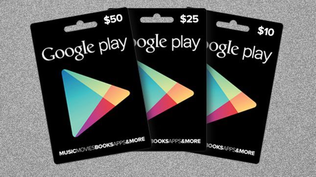 Google Play Gift Card Generator Google Play Gift Card Gift Card