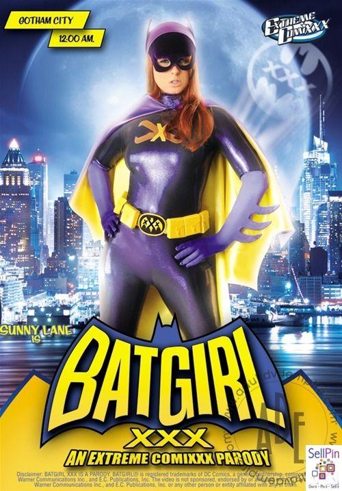 Batgirl xxx онлайн