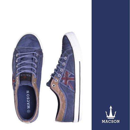 British Calzado Hombres Urbanitas MacsonInspiración Para 4RLc3jA5q