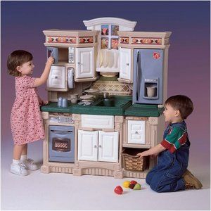 Toys   Children ideas   Kitchen sets for kids, Play kitchen ...