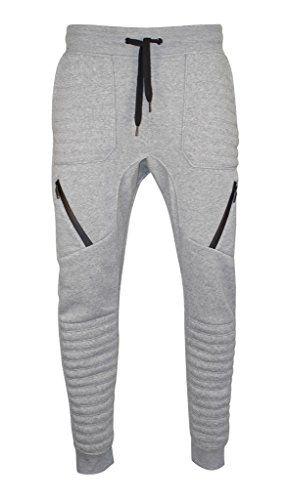 Mens Hip Hop Quilted Dance Fleece Jogger Pants 2xl Sajg Https Www Amazon Com Dp B01kp41gh6 Joggers Outfit Mens Fashion Casual Outfits Mens Jogger Pants