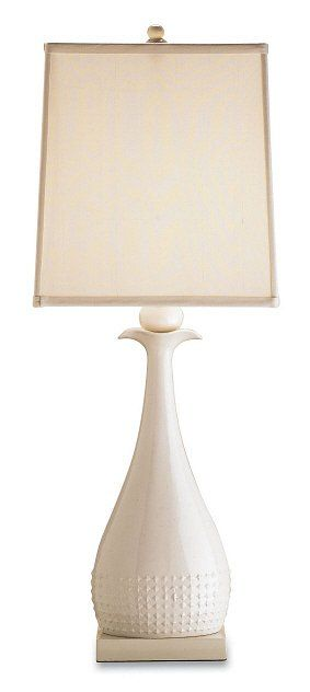 Ella Table Lamp From Currey 31 In 272 80 Lamp White Table Lamp Table Lamp