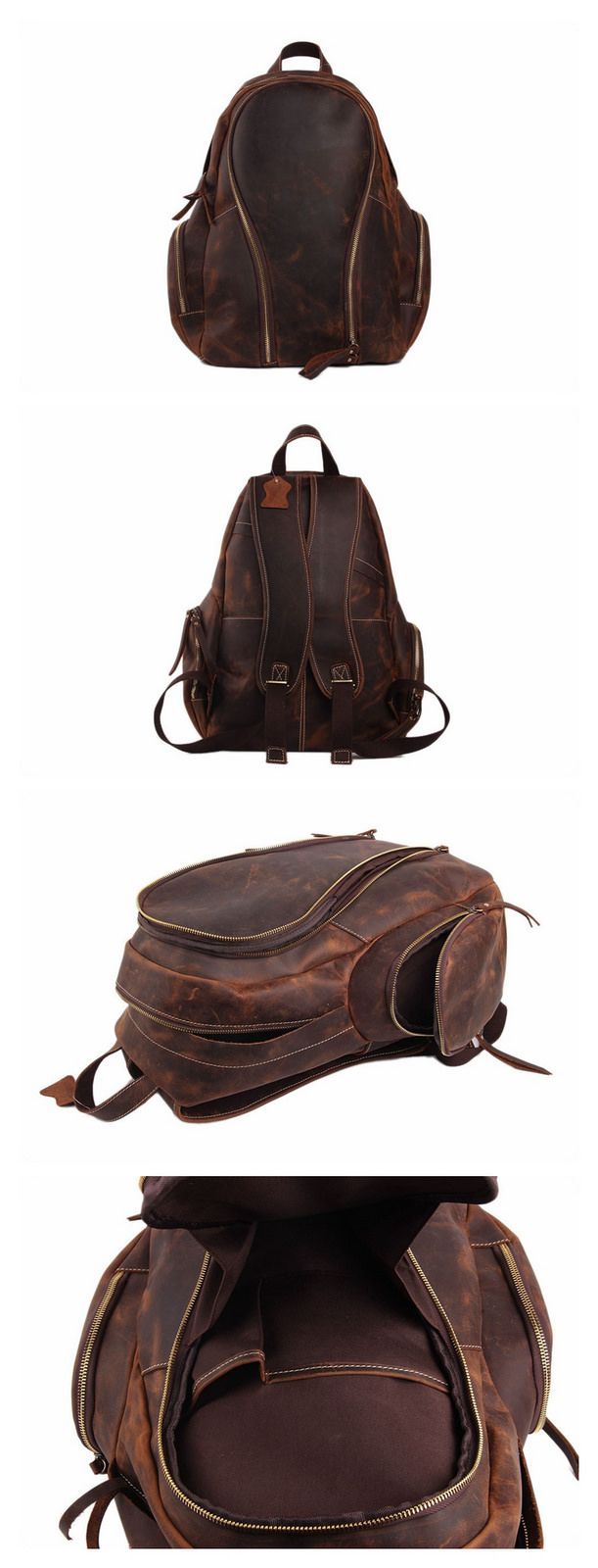 """https://flic.kr/p/vvvjWZ   光影魔术手拼图JW10   Handcrafted Genuine Leather Backpack Travel Backpack,Laptop Bag, School Backpack  <a href=""""http://www.moshileatherbag.com/products"""" rel=""""nofollow"""">www.moshileatherbag.com/products</a>"""