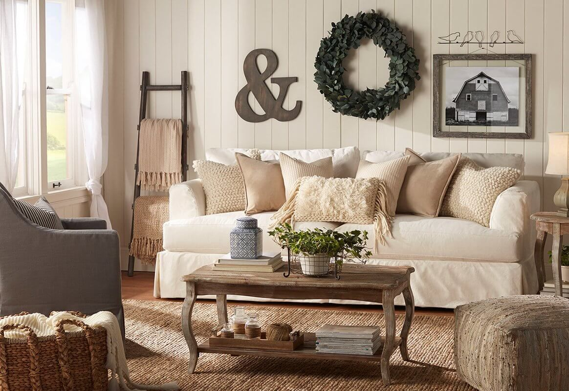 21 rustic living room furniture ideas to warm up your home