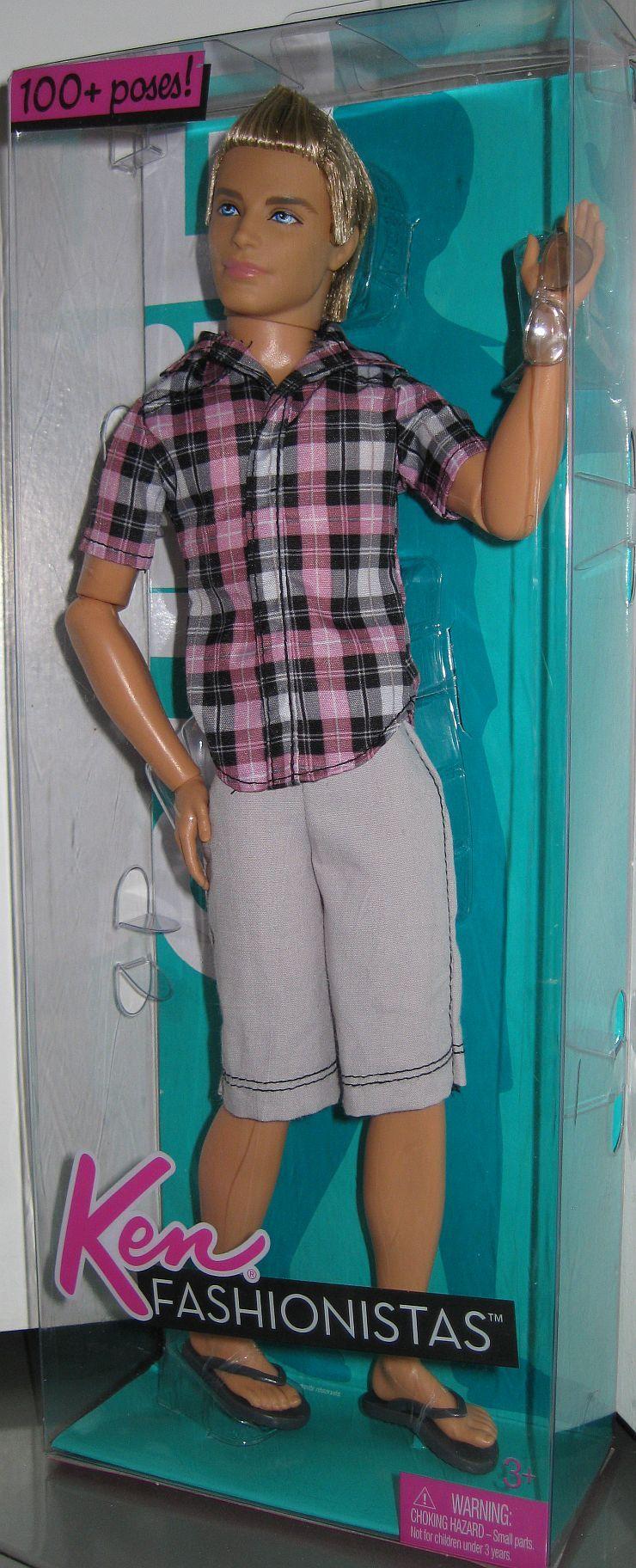 Fashionistas Ken