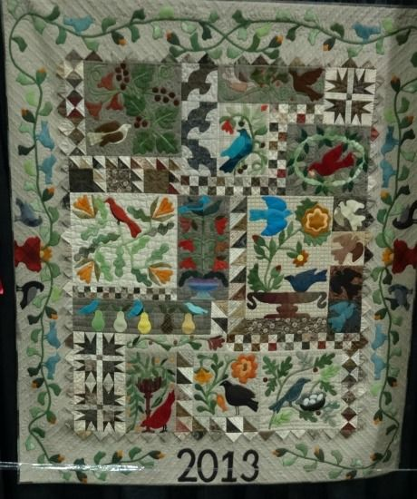 There Were Many Fascinating Collections At The International Quilt