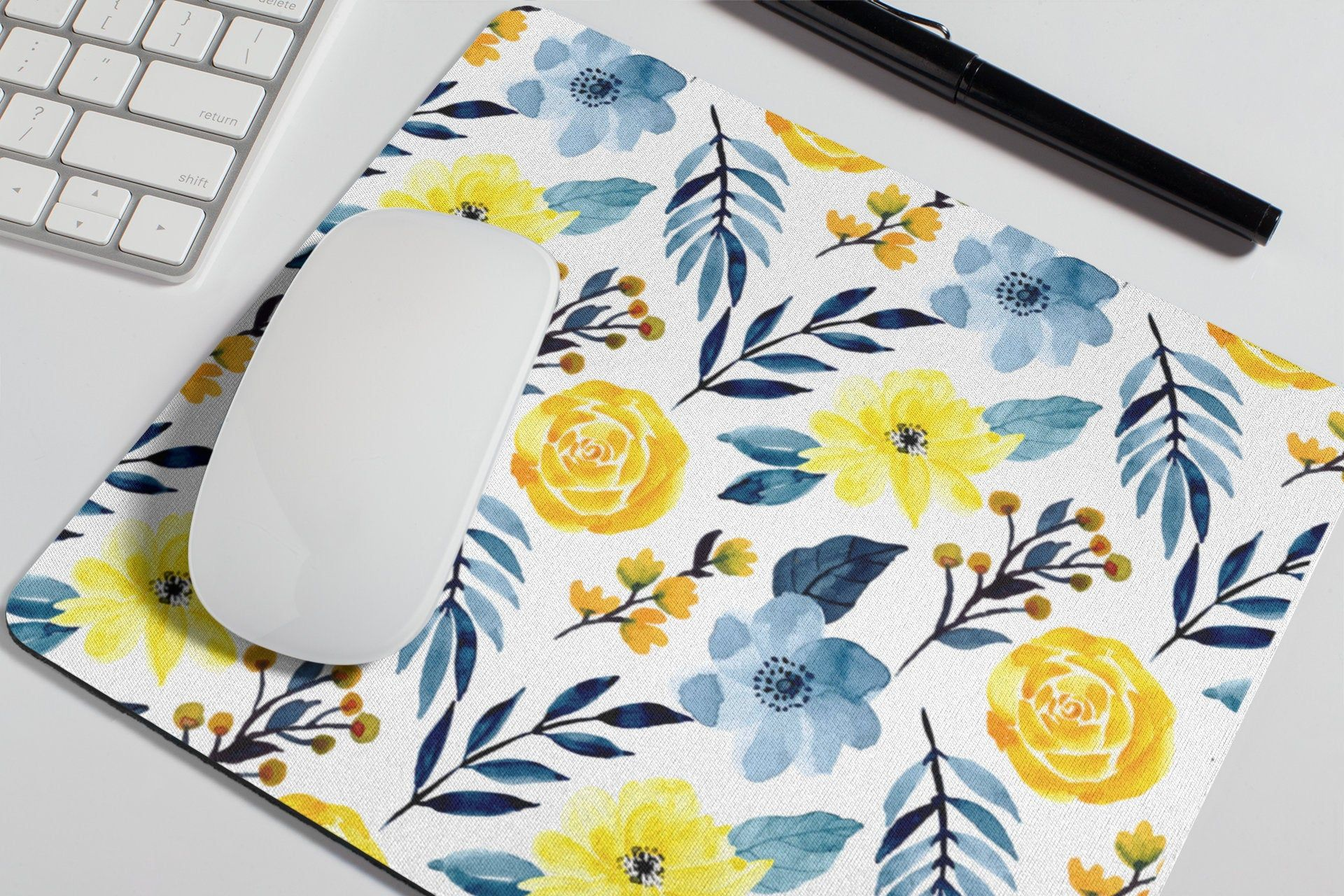 Desk Accessories For Women Mouse Pad for Women Office Decor For Women Cute Desk Accessories Mouse Pad
