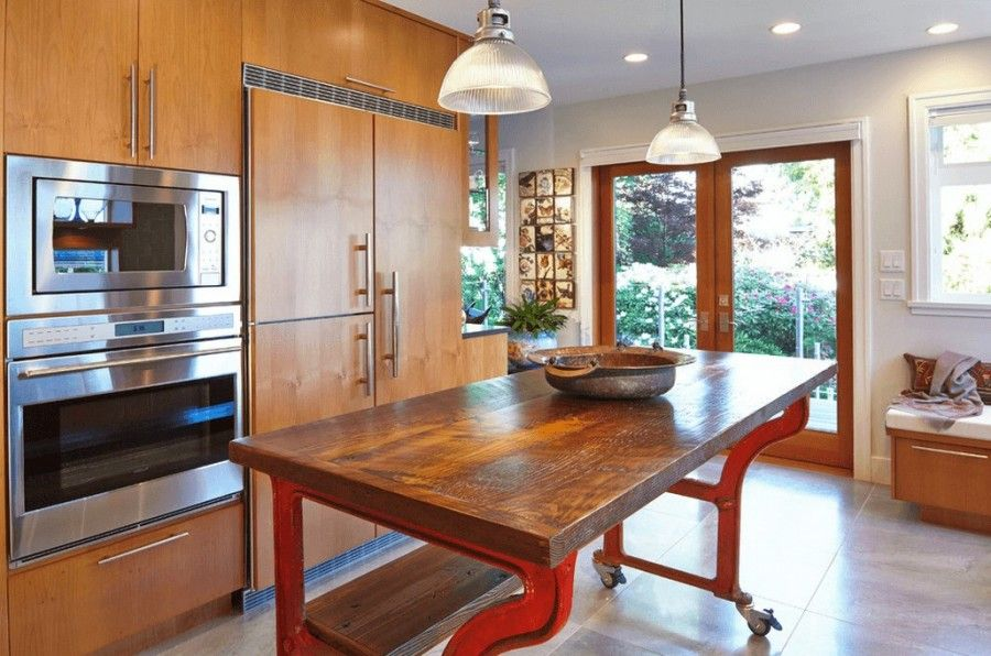 60 Beautiful Kitchen Island Ideas Around The World Portable