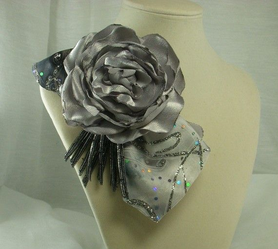 Tutorial Cabbage Rose Fabric Flower Tutorial by ljeans on Etsy, $7.00
