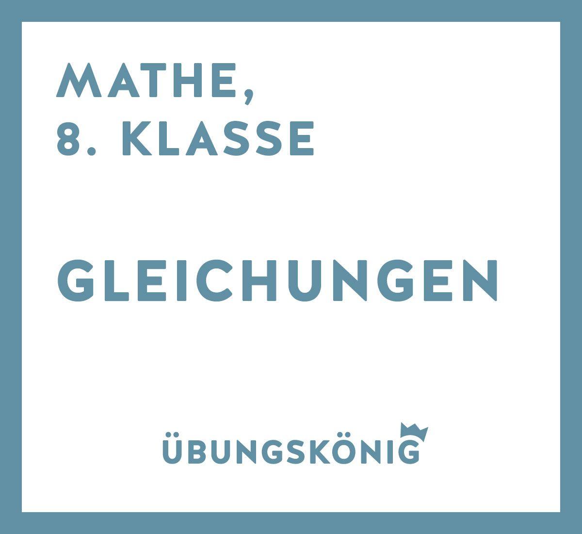 Mathe übungskönig