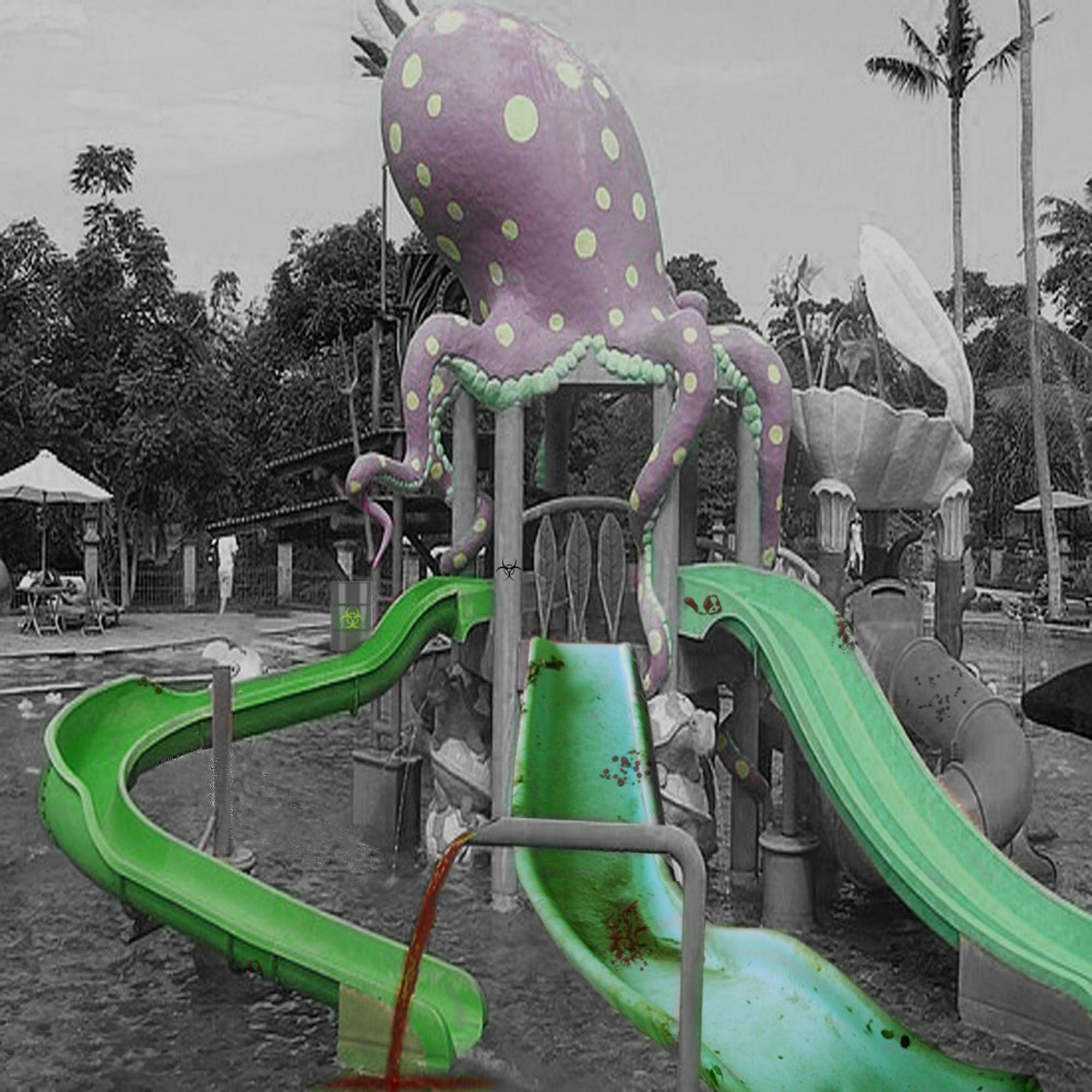 Water Park, Abandoned Places