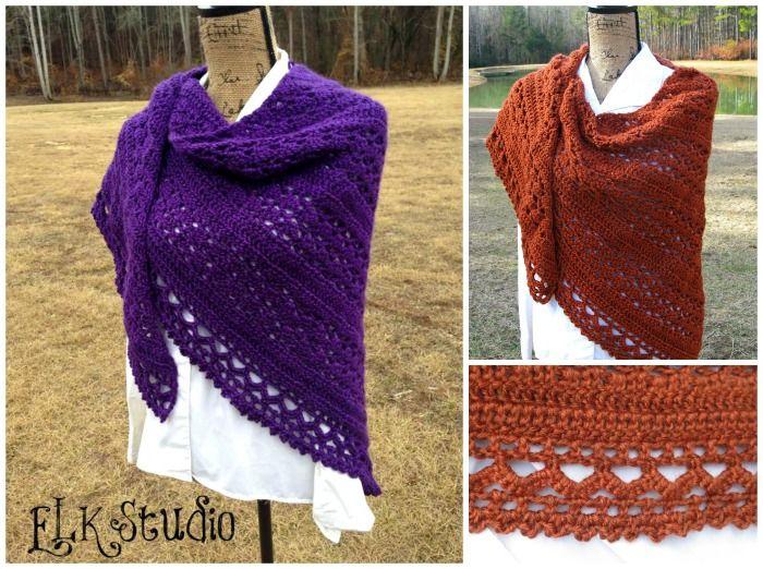 Wrapped in warmth crochet shawl by elk studio crochet shawl free wrapped in warmth shawl by elk studio crochet shawl free until 103 dt1010fo