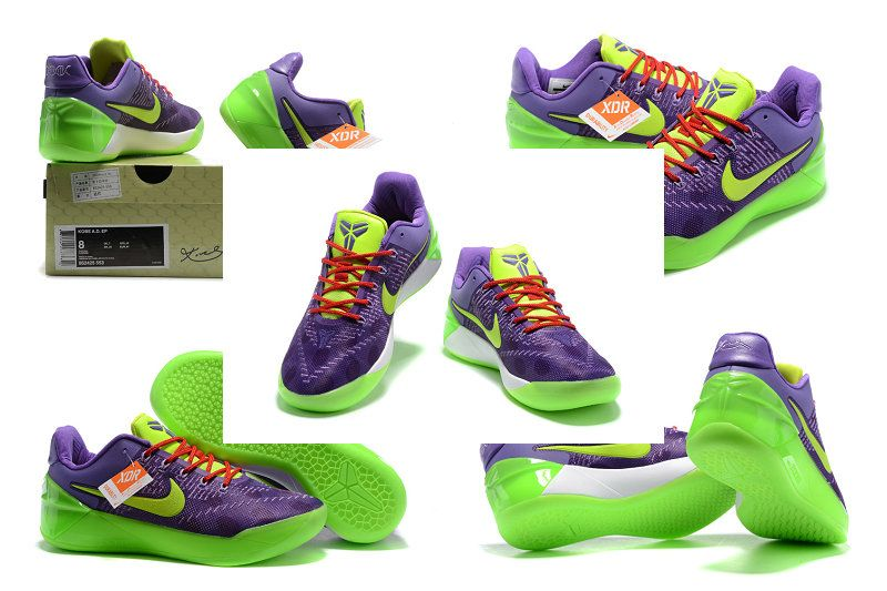 reputable site 8b906 6f2dd New Arrival 2018 Latest Kobe AD Christmas Purple Chost Green. New Arrival  2018 Latest Kobe AD Christmas Purple Chost Green Popular Sneakers, Popular  Shoes,