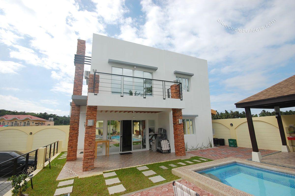 Architecture Pool Home Designs San Pedro Binan Calamba Laguna .
