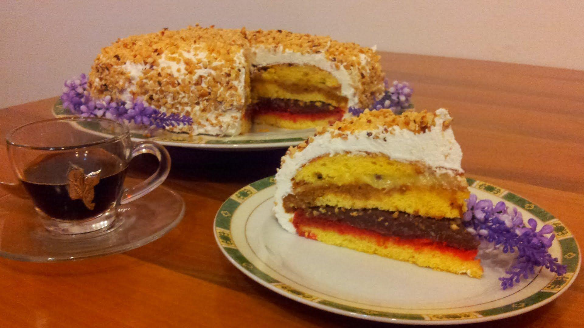 Torta casereccia
