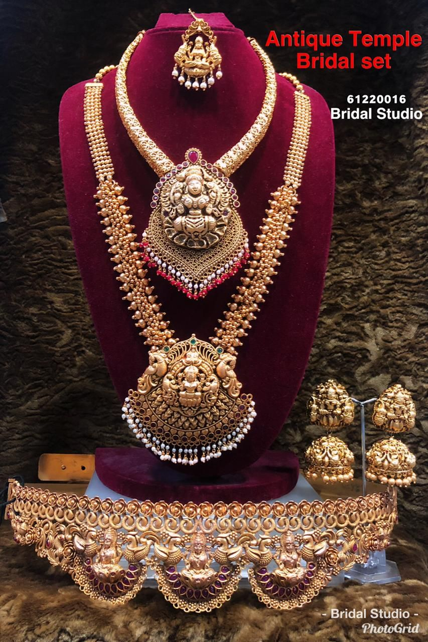 Rent Jewelleries Wedding Jewellery Designs Antique Jewelry Indian Gold Bride Jewelry