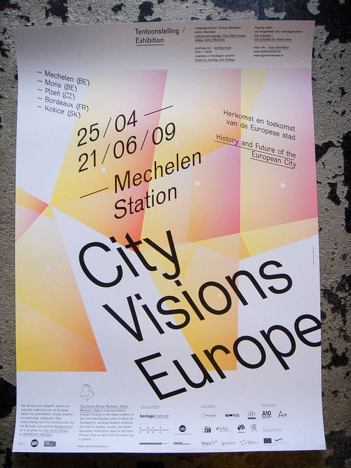 City Visions Europe / Catalogtree 5.0