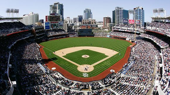 Petco Park Seating Chart Pictures Directions And History San Diego Padres Espn