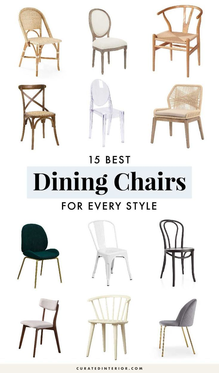 15 Perfect Dining Room Chairs According To Your Style French Country Dining Chairs Dining Chairs Scandinavian Dining Chairs