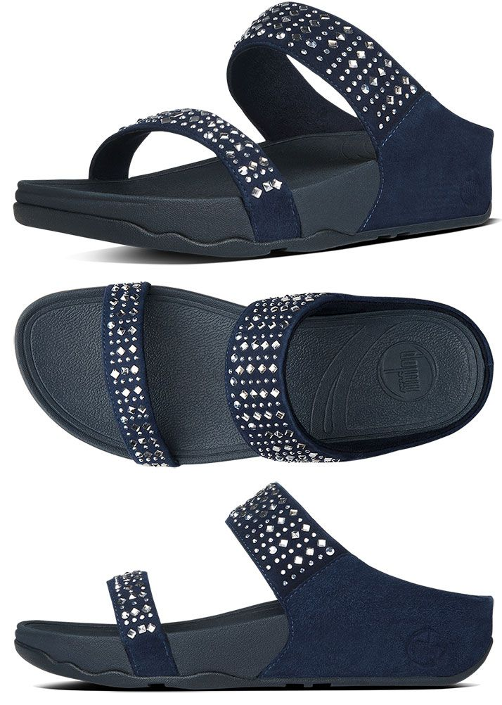 ec79b3b03db8e7 Supernavy FitFlop Women s Novy Slide Sandals - Free Shipping ...
