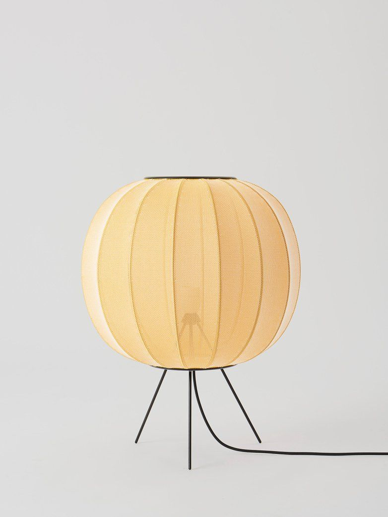 The Knit Wit Lamp Is A True Craftsmanship With Timeless