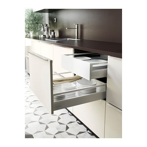blankett griff aluminium ikea cabinets drawers and kitchens. Black Bedroom Furniture Sets. Home Design Ideas