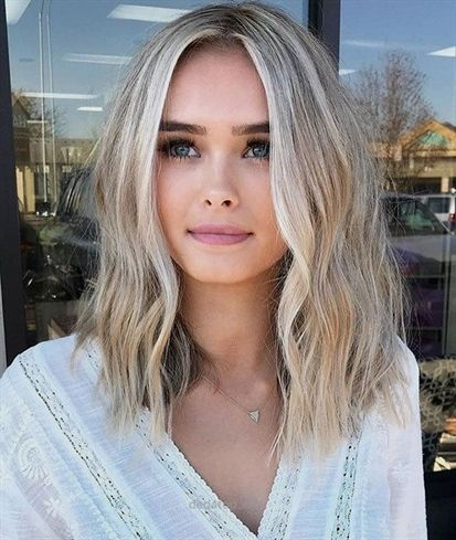 45 New Short Blonde Hairstyles 2019…