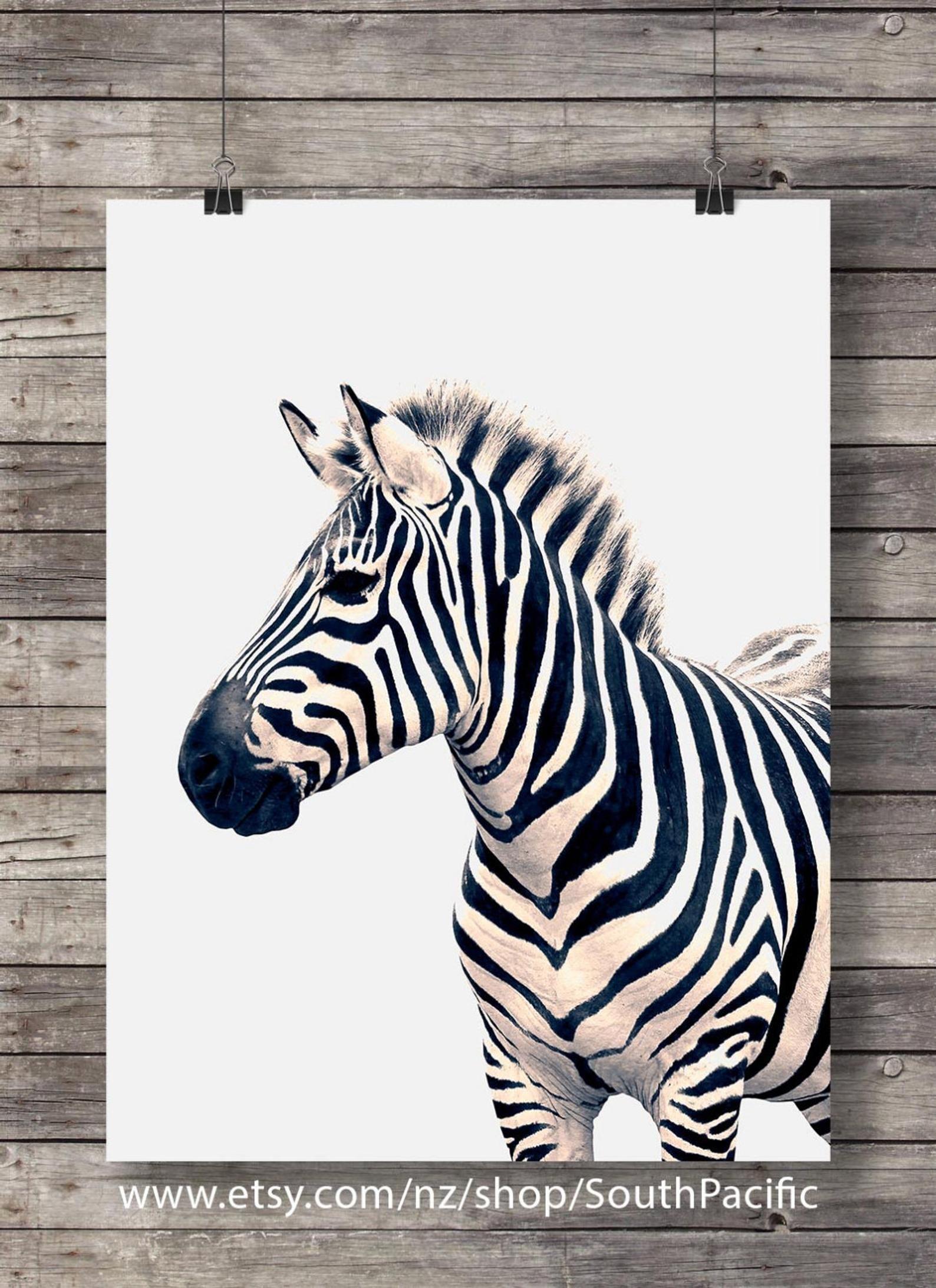 Zebra Printable Art Sepia Zebra Print Minimalist Print Nursery Decor Pintura De Cebra Arte Cebra Cebra