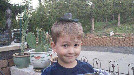 Nice hat huh!