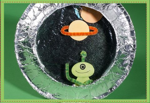craft blog by plaidonline com summer crafts for kids space fun