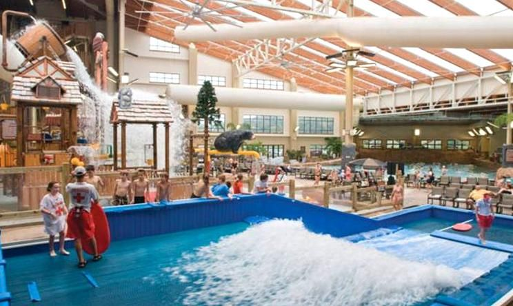 Wyndham Great Smokies Lodge Waterpark I Book your stay in