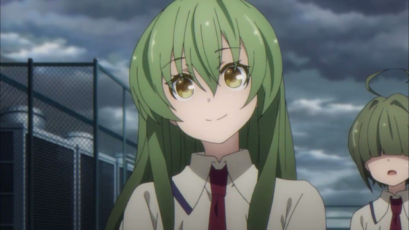 Satori Tamaba Misogi Busou Shoujo Machiavellianism Anime Machiavellianism Shoujo