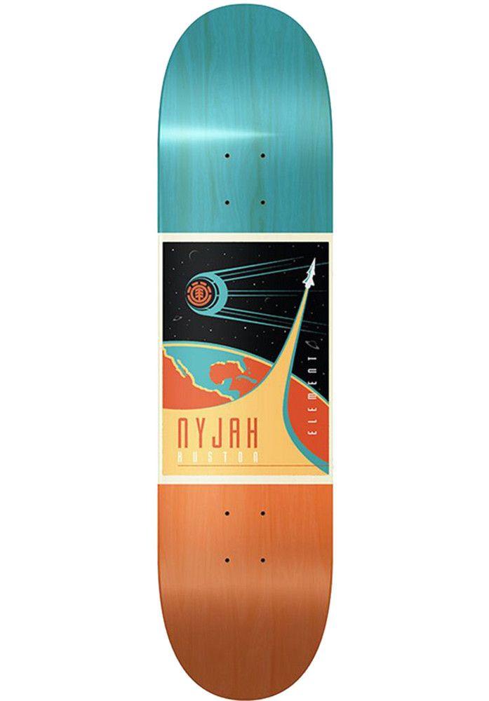 Element Nyjah-Cosmonaut - titus-shop.com  #Deck #Skateboard #titus #titusskateshop