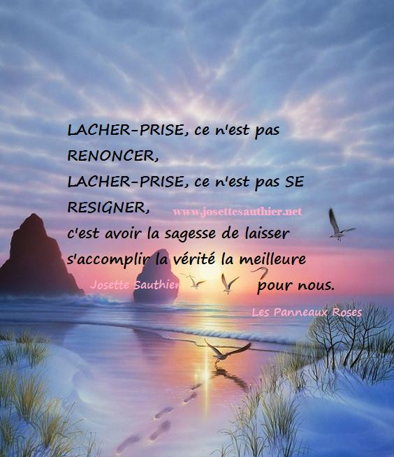 Citation Sur Le Lacher Prise Lacher Prise Citation Citations Aller De L Avant