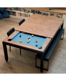 Metal Fusion Pool Table By Aramith White Powder Coated Steel Man Cave Bar Furniture For Sale Garage Design