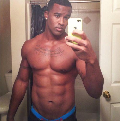 hot black college guys