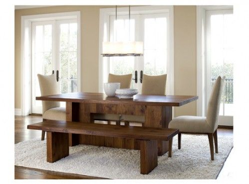 22+ Dining table and bench set sale Ideas