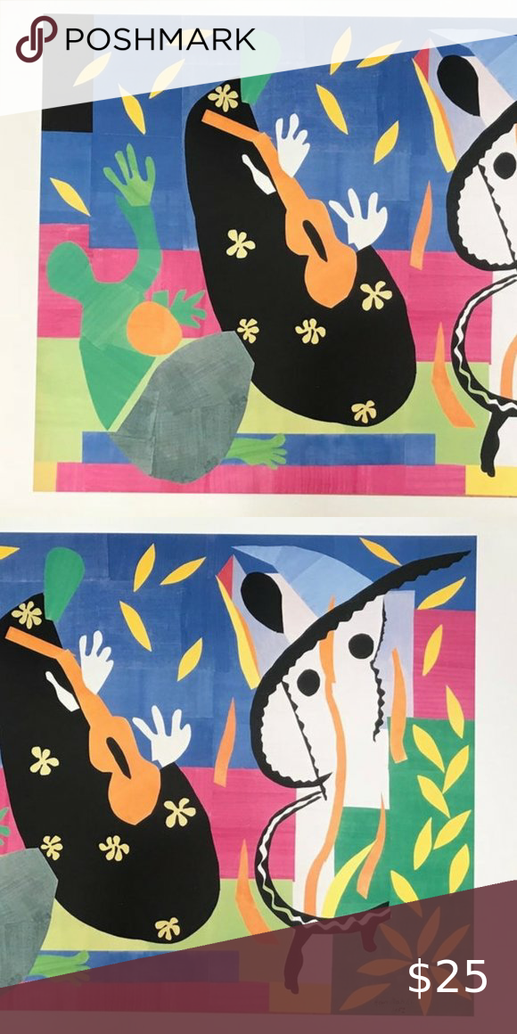 Henri Matisse La Tristesse Du Roi : henri, matisse, tristesse, Henri, Matisse, Poster, Tristesse, Modern, Matisse,, Basket