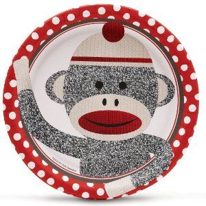 $3.49 + 4.06 shipping for 8 plates. Expensive but could use only few with red, grey, & white basic plates