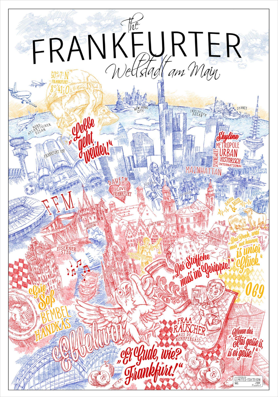 Poster Frankfurt