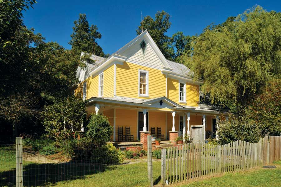 Historic Savings Insulating An Old House For Energy Efficiency