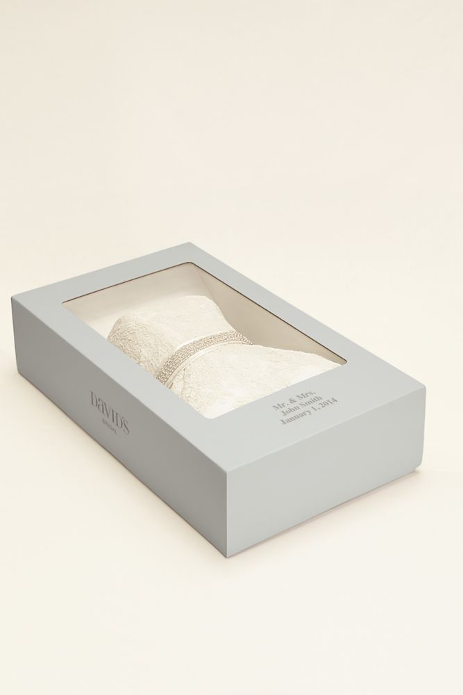 56834634a8d Wedding Dress Preservation and Cleaning Kit Style DAVIDSWGP ...
