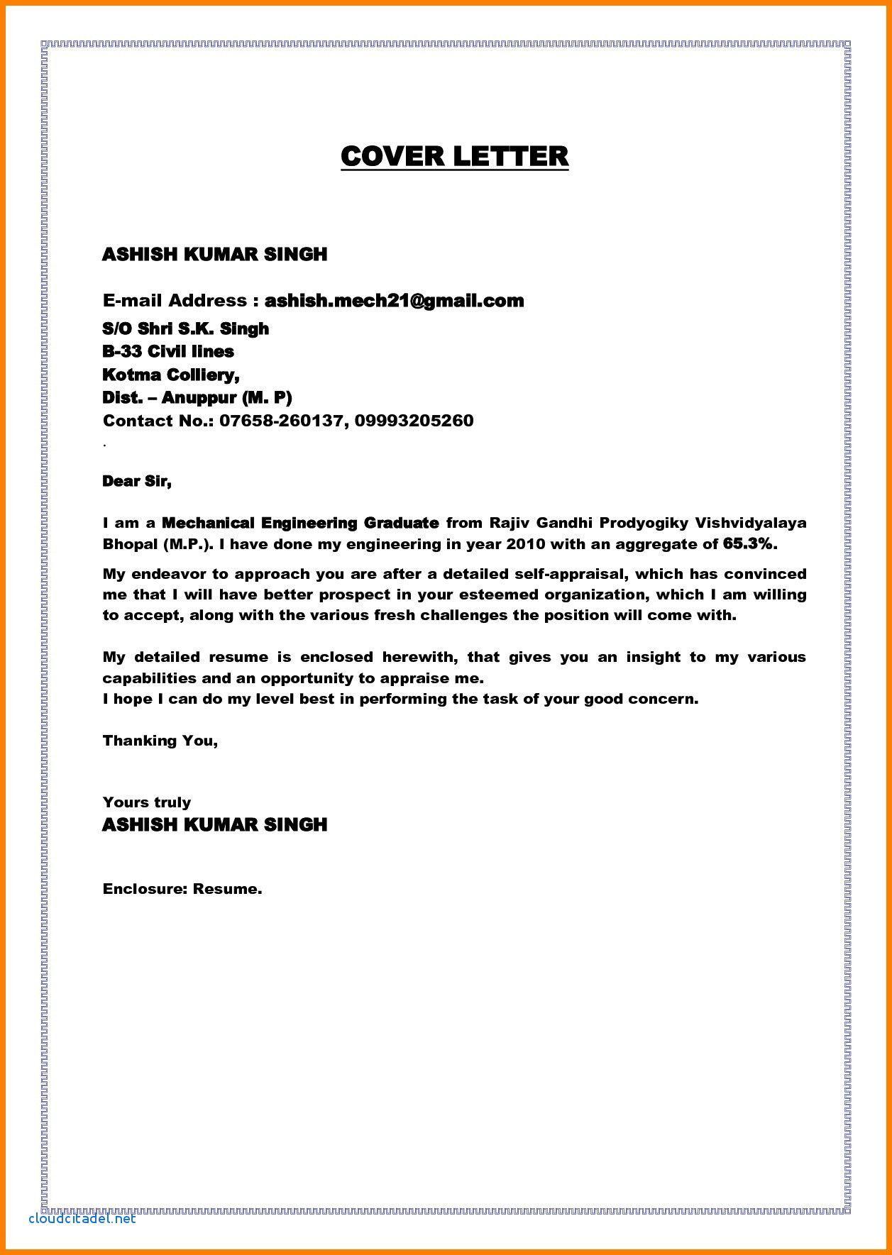 Graduate Nurse Cover Letter Cover Letter Example Job Cover Letter Job Application Cover Letter
