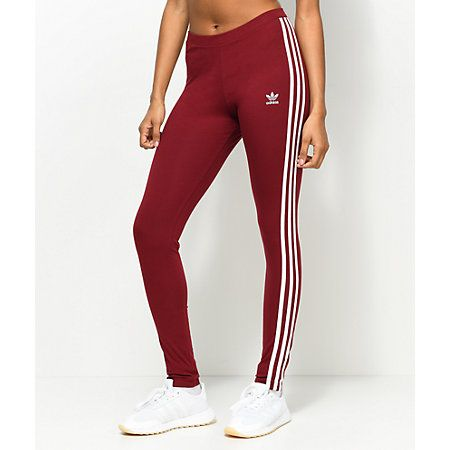 a8fefdbc0297d An on-point streetwear athlook starts with the adidas 3 Stripe Leggings.  These olive