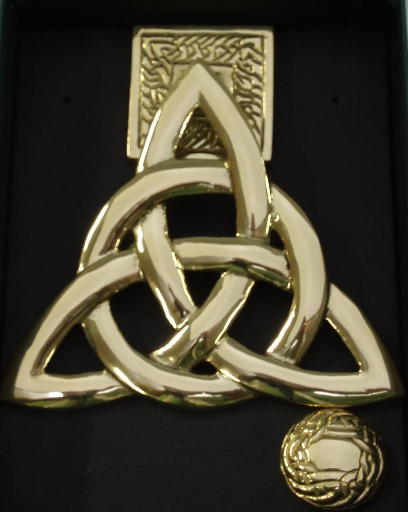 Trinity knot door knocker ireland going somewhere pinterest