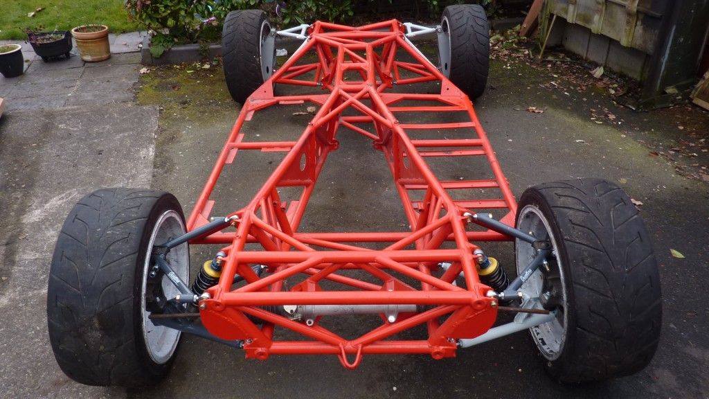 Buggy Run 3 - Car Games