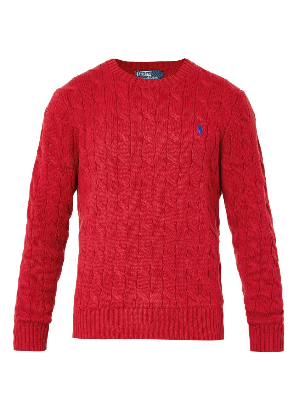 polo-red-sweater- | Board | Pinterest | Polo sweater, Red sweaters ...