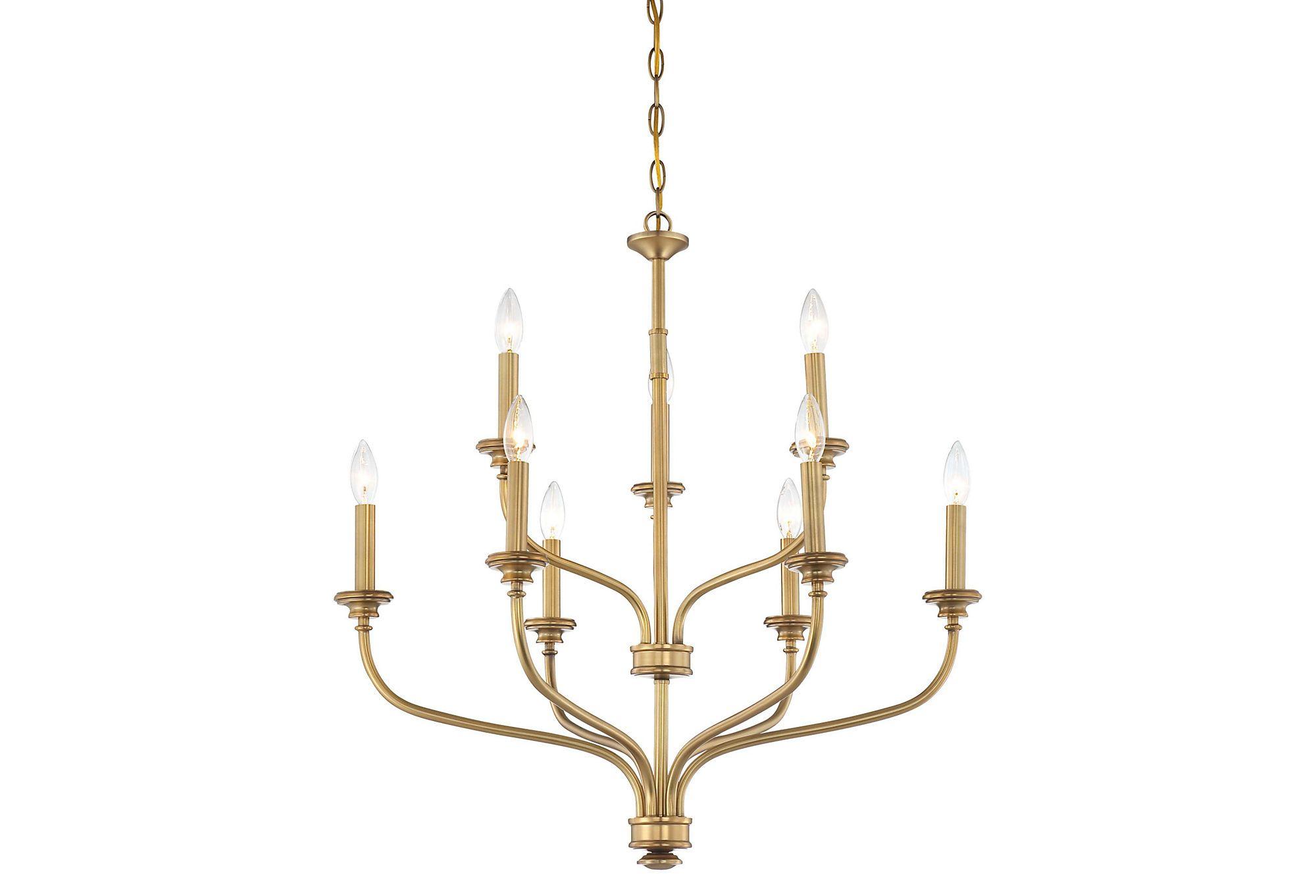 Sofia 9 light chandelier liberty gold illuminating options sofia 9 light chandelier liberty gold illuminating options one kings lane arubaitofo Images