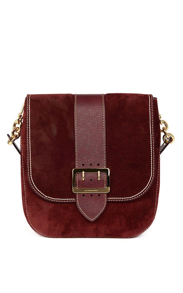 088266381b0d BURBERRY Suede Satchel Bag.  burberry  bags  shoulder bags  hand bags   satchel  suede