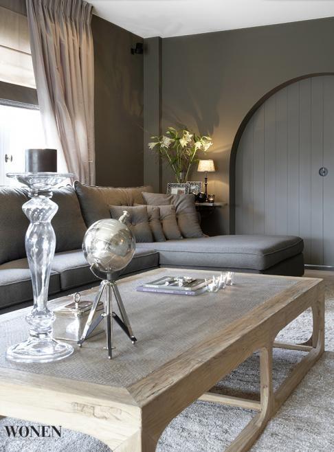 landelijke kleuren | Woonkamer | Pinterest | Internal doors, Pocket ...